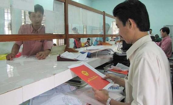 Công tác cấp giấy chứng nhận còn nhiều vướng mắc
