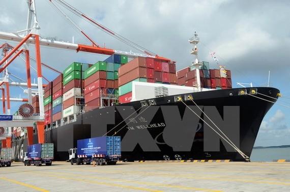 chính thức đưa vào hoạt động cảng quốc tế Thị Vải