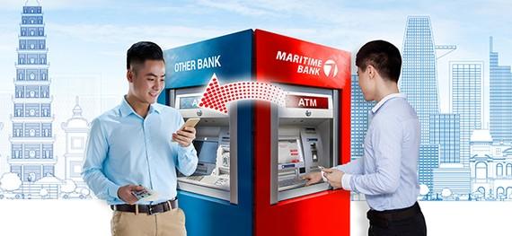 Maritime Bank tăng cường kênh giao dịch chuyển tiền nhanh 24/7 dịp Tết
