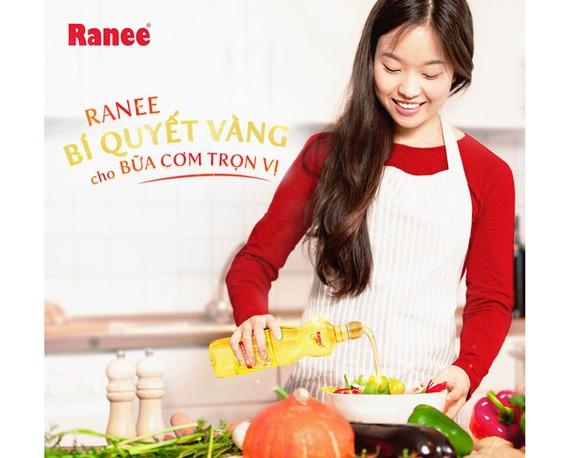 Dầu ăn cao cấp Ranee - bí quyết cho bà nội trợ.