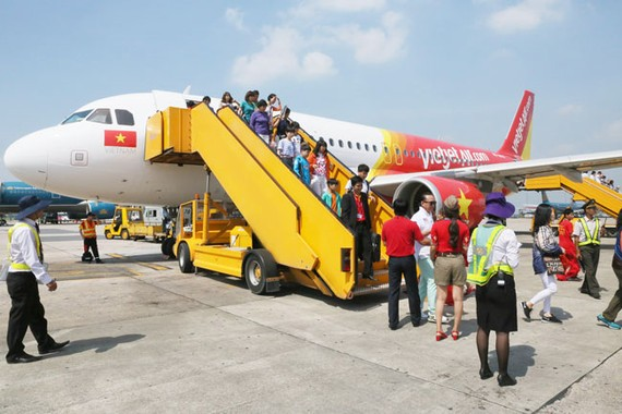 Vietjet bán vé khuyến mãi từ 23.000 đồng mừng đội tuyển U23 Việt Nam