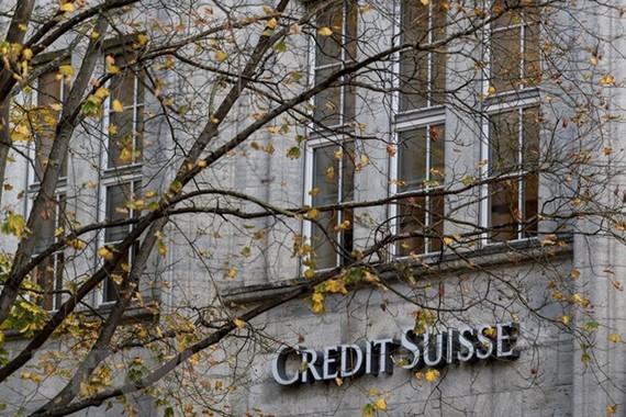 Một ngân hàng ở Zurich, Thụy Sĩ ngày. (Nguồn: AFP/TTXVN)
