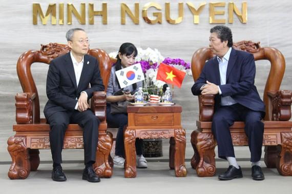 Kỳ vọng giao thương Việt Nam-Hàn Quốc đạt 100 tỷ USD vào 2020