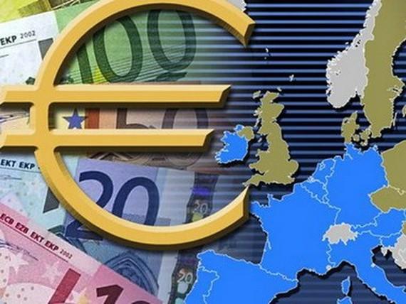 Đồng EUR mạnh không kìm hãm tăng trưởng kinh tế Eurozone