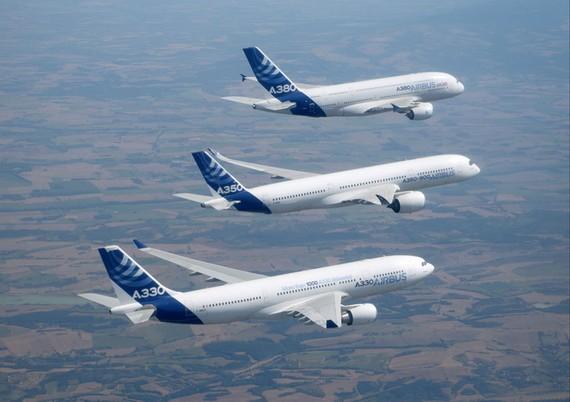 Châu Á-Thái Bình Dương cần thêm 14.450 máy bay mới trong 20 năm tới