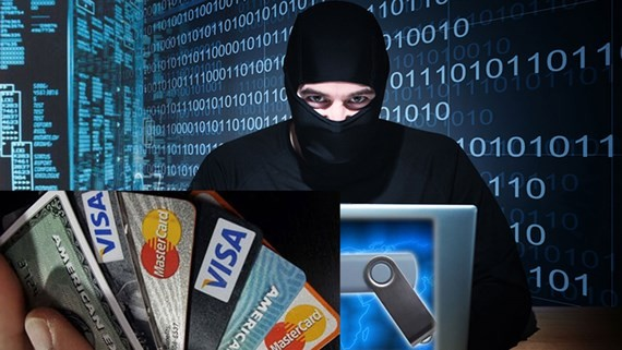 Mỹ triệt phá đường dây tội phạm mạng toàn cầu