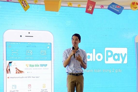 Ông Phạm Thông chia sẻ về tiềm năng thị trường thanh toán di động ở Việt Nam. (Ảnh: CTV)