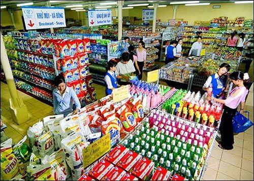 Tổng mức bán lẻ hàng hoá và dịch vụ xã hội tăng cao