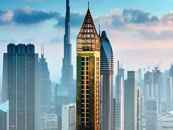 Dubai lại có khách sạn cao nhất thế giới