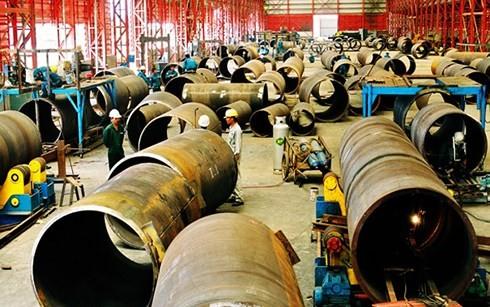 Sản phẩm cơ khí của Việt Nam chưa có thương hiệu tầm khu vực nên rất khó tham gia vào chuỗi giá trị cung ứng. (Ảnh minh họa: KT)