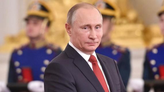 Tổng thống Putin vẫn được ủng hộ cao