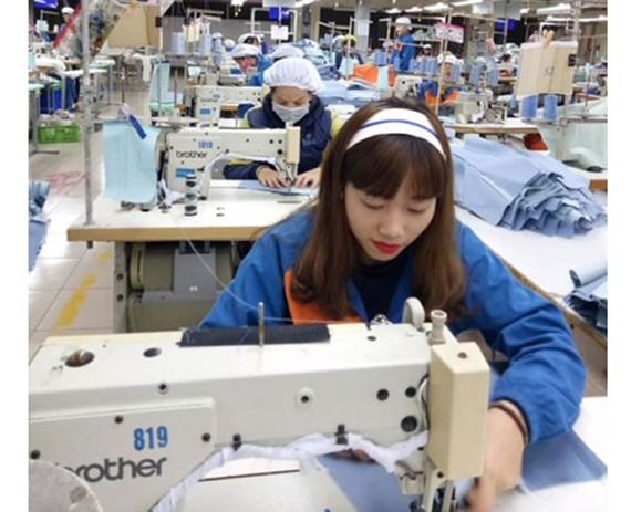 Công nhân quay lại làm việc tại các DN đạt tỉ lệ trên 95%