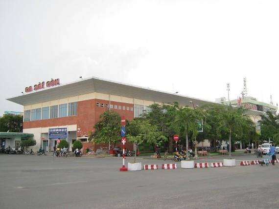Đề xuất cải tạo ga Sài Gòn
