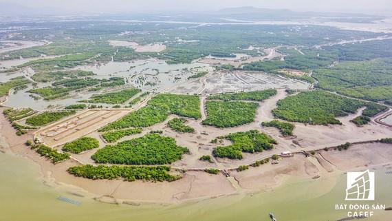 Chấm dứt hoạt động dự án cảng tổng hợp và container Cái Mép Hạ