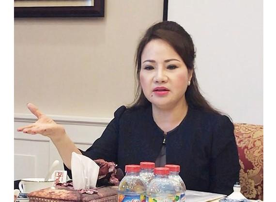 Bà Chu Thị Bình không đồng ý nhận tiền tạm ứng 14,89 tỷ đồng từ Eximbank