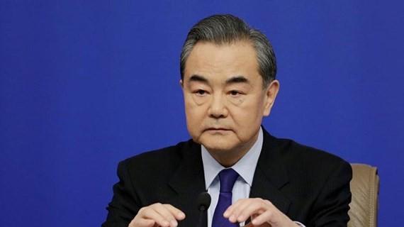 Ngoại trưởng Trung Quốc Vương Nghị. Ảnh: Reuters