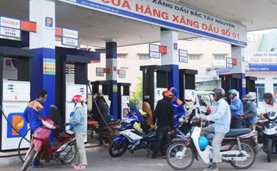 Ổn định giá bán xăng, dầu