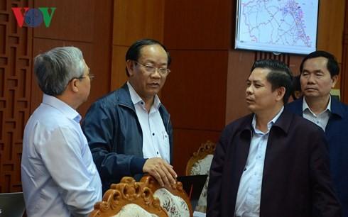 Không kéo dài thời gian hoàn thành tuyến cao tốc Đà Nẵng-Quảng Ngãi