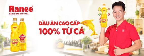 Ranee - Sản phẩm được người tiêu dùng bình chọn là Hàng Việt Nam chất lượng cao.