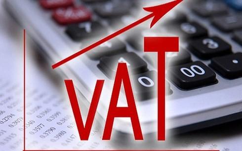 Tăng thuế VAT có thể sẽ gây ra tác động mang tính dây chuyền (Ảnh minh họa: KT)