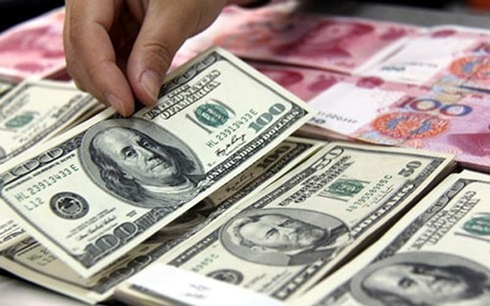 Tỷ giá VND/USD hôm nay lao dốc