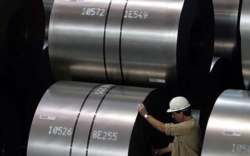 Doanh nghiệp thép hi vọng phía Mỹ thay đổi việc áp thuế đối với thép và nhôm nhập khẩu. (Ảnh minh họa: KT)