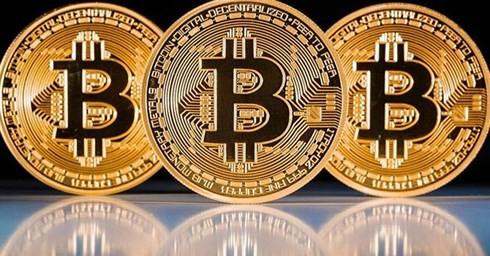 Giá Bitcoin hôm nay đi xuống (Ảnh minh họa: KT)