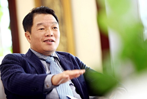 Ông Kiều Hữu Dũng từ nhiệm thành viên HĐQT Sacombank