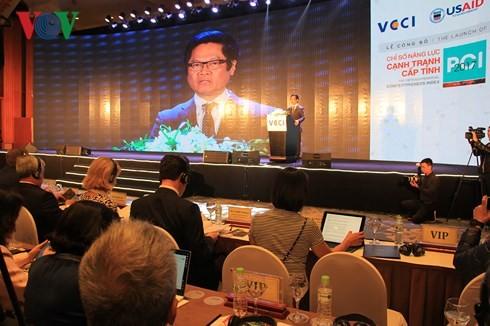 PCI 2017: Doanh nghiệp đang có niềm tin vào môi trường kinh doanh