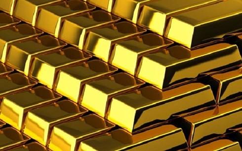 Giá vàng chạm mức cao nhất trong vòng 2 tuần (Ảnh minh họa: KT)