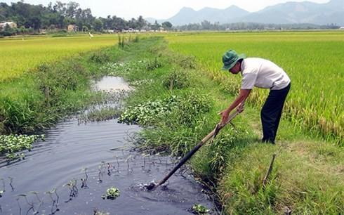 Việt Nam chịu ảnh hưởng nặng nề ô nhiễm trong nông nghiệp.