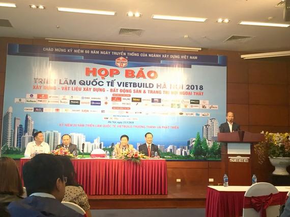 500 DN tham gia triển lãm Vietbuild Hà Nội 2018