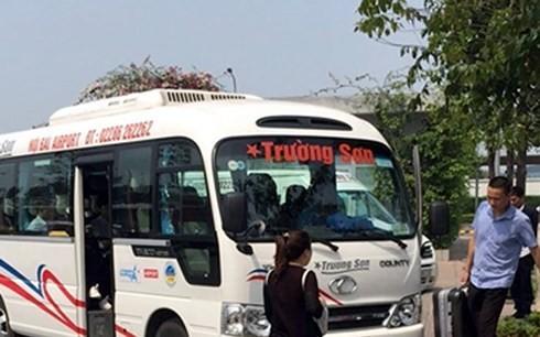"""Phó Thủ tướng chỉ đạo TP Hà Nội làm rõ tình trạng """"xe dù - bến cóc"""" tồn tại trên địa bàn theo thông tin báo chí phản ánh. (Ảnh: Báo Lao động)."""