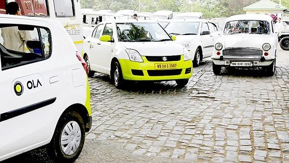 Uber đàm phán rút lui khỏi Ấn Độ