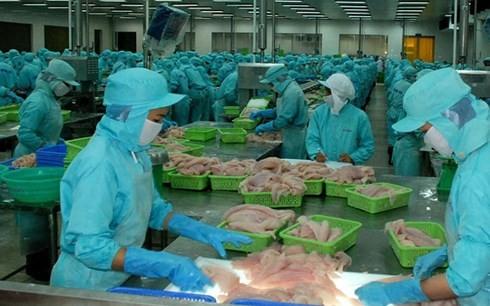 Tổng kim ngạch xuất khẩu nông, lâm, thuỷ sản 3 tháng đầu năm nay đạt 8,7 tỷ USD. (Ảnh: VnEconomy)