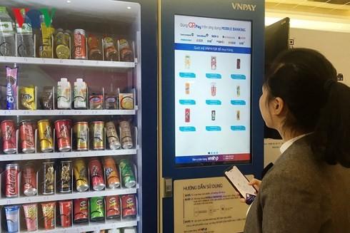 Năm 2018, Hà Nội sẽ vận hành chuỗi cửa hàng tự động không người bán.