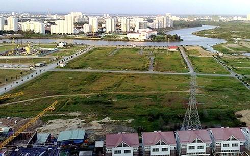 Hà Nội dự kiến thu hơn 53.538 tỷ đồng tiền đấu giá đất. (Ảnh: kt)