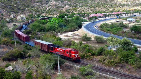 5 tỷ USD xây dựng tuyến đường sắt Viêng Chăn - Vũng Áng