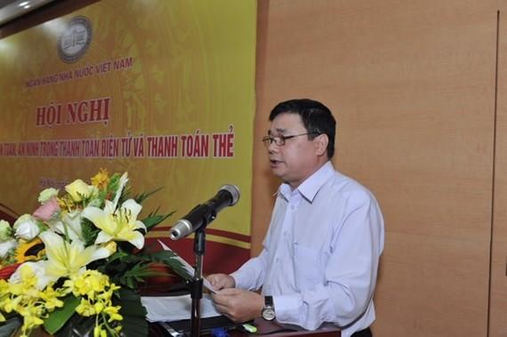 Ông Bùi Quang Tiên, thành viên Hội đồng quản trị được bầu phụ trách điều hành BIDV. (Nguồn: Ngân hàng Nhà nước)