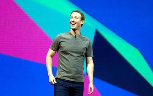 Mark Zuckerberg hiện sở hữu tài sản 74,2 tỷ USD, tăng 13 tỷ USD kể từ ngày 27/3.