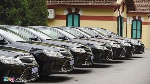 Ô tô biếu tặng Nhà nước sẽ phải định giá theo giá thị trường (Ảnh: Zing)