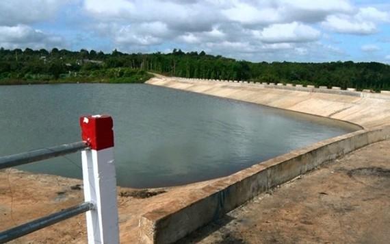 Xây dựng công trình tích trữ nước sẽ được miễn tiền thuê đất