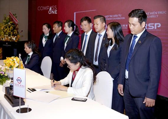 Tây Hồ và Thiên Minh Group hợp tác phát triển Compass One