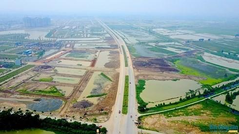 Dự án BT xây dựng đường trục phía nam Hà Nội do Cienco 5 làm chủ đầu tư (Ảnh minh họa: KT)