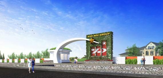 1. Khu tổ hợp Nhà hàng - Khách sạn Bến Đá Núi Sam toạ lạc Quốc lộ 91, P. Núi Sam, Châu Đốc, An Giang