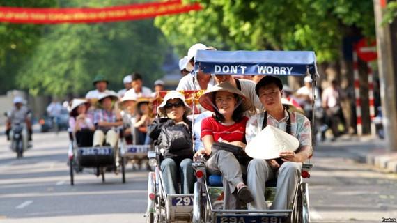 5 tháng, khách quốc tế đến Việt Nam đạt 6,7 triệu lượt