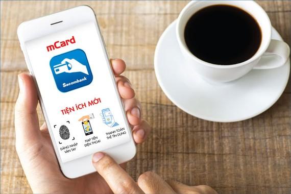 Trải nghiệm mới với thẻ Sacombank