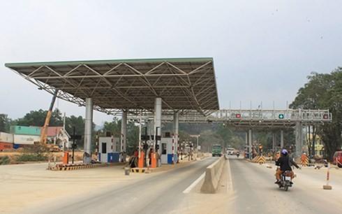Bắt đầu thu phí đường cao tốc Bắc Giang - Lạng Sơn