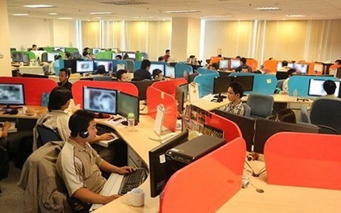 Việt Nam đang đẩy mạnh phát triển công nghệ thông tin (Ảnh minh họa: KT)