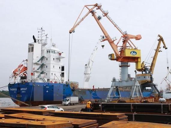 Xuất khẩu hàng hóa Việt Nam tiếp tục giữ đà tăng trưởng cao